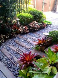 Small Picture Spruce Up Your Garden on a Budget Flagstone path Pea gravel and