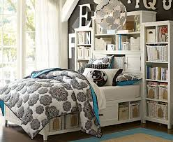 Plain Cool Teenage Girl Bedrooms In Bedroom