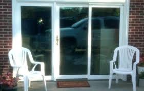 sliding patio door track medium size of sliding patio door repair parts sliding door handle replacement