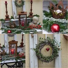 Weihnachtsdeko Auf Der Terrasse Wohnen Und Garten Foto