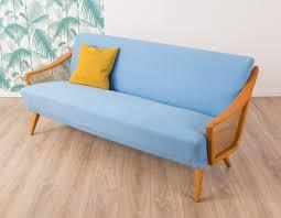 Light Blue Mid Century Sofa Sofa In Light Blue From The 1950s 83805 Sofa Mid