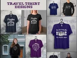 Gm Travel Design Travel Tshirt Designs Bundle By Gm Salauddin Suruj On Dribbble