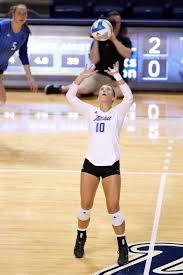 Brooke Berryhill - Volleyball - University of Tulsa Athletics