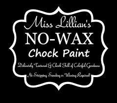 Miss Lillian S Chock Paint Color Chart Miss Lillians No Wax Chock Paint A Chalk Style Paint