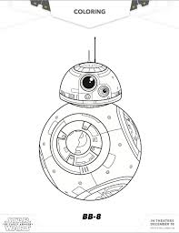 The Force Awakens Star Wars Free Coloring Pages For Your Little
