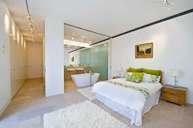 Modern bedroom with bathroom 1920s New Ideas For Bath Tub Design Awesome Modern Bedroom Bathroom Design With Clean Glass Room Stevenwardhaircom Bathroom Design Awesome Modern Bedroom Bathroom Design With Clean
