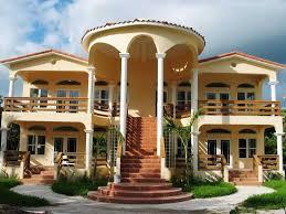 Exterior Designs Beautiful Spanish House Design With Amazing - Design dream  homes
