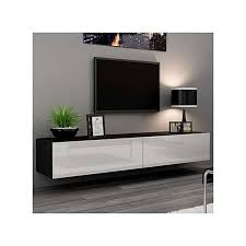 picture of haye wall mount tv cabinet c03 high gloss