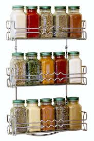 Kitchen Spice Rack Kitchen Wall Mounted Racks Spice Racks Pot Racks