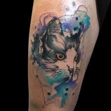 Tatuaggio Gatto Stilizzato Significato Tatuaggio