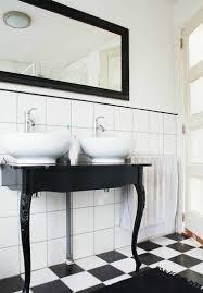 Schwarz Weiß Badezimmer In 24 Deko Ideen A Traar Badezimmer