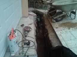 basement new diy french drain design ideas fresh to home