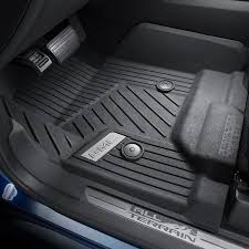 also purchased 2016 yukon denali floor mats premium all weather