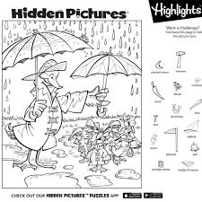 We have hidden pictures you can print yourself. Marvelous Free Hidden Picture Worksheets Picture Inspirations Jaimie Bleck