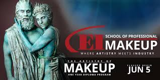 a hands on professional makeup