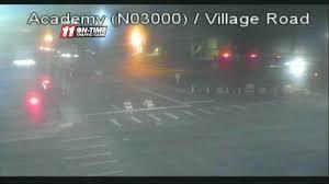 Austin Bluffs Lighting Colorado Springs Wednesdays Traffic Crash Blocking Lanes On Austin Bluffs