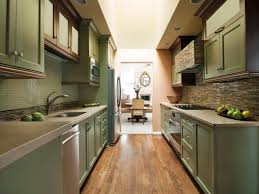Kitchen Concrete Floor U Shaped Kitchen Designs With Breakfast Bar Grey Concrete Floor