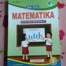Kurikulum 2013 revisi matematika wajib matematika peminatan bahasa inggris bahasa indonesia fisika kimia. Matematika Kelas 4 Sd Penerbit Aryaduta Kurikulum 2013 Shopee Indonesia
