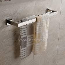 modern double towel bar. Modern Double Towel Bar