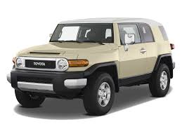 2008 Toyota FJ Cruiser Reviews and Rating | Motor Trend