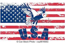 Image result for clipart of american flag