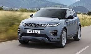 Range Rover Evoque 2019 Revealed Price Specs Pictures