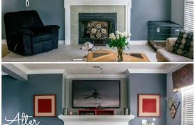 living room makeovers on a budget rustic living room layout and decor medium size living room makeover before and after makeovers diy