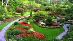 Small Picture beautiful landscape design ideas is one of the best idea to