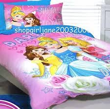 Disney Princess - Dare to Dream - Single/US Twin Bed Quilt Doona ... & Image is loading Disney-Princess-Dare-to-Dream-Single-US-Twin- Adamdwight.com