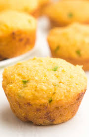Healthy Jalapeño Cheddar Cornbread Mini Muffins Amys Healthy Baking
