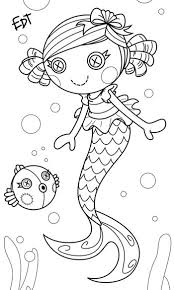 Small Picture Lalaloopsy Coloring Pages Free Coloring Pages