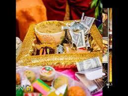 Mehndi Tray Decoration mehndi plates ideas YouTube 66