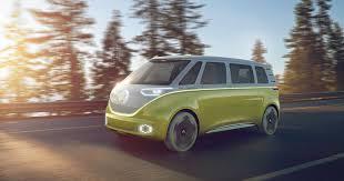 2018 volkswagen camper. simple volkswagen the vw camper van is back volkswagen reveals stunning new images of id  buzz selfdriving electric minibus  mirror online in 2018 volkswagen camper