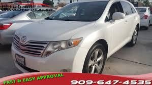 Sold 2009 Toyota Venza in Colton