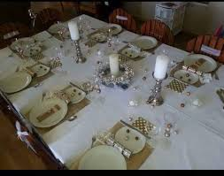 household dining table set christmas snowman knife: cute idea but personally i would be adding a bit or red and green to the table