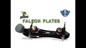 Luigino Pilot Falcon Plus Plates Derby Warehouse
