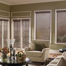 1 inch Premium Wood Blinds image 1