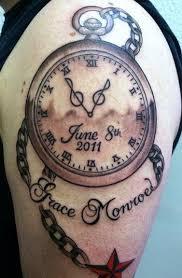 Co Znamená Hodiny Tetování Pro Ty Kteří Si Cení čas