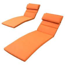 architecture orange chaise lounge cushions stylish rst brands tikka outdoor set of 2 op regarding