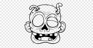 In this call of duty black ops cold war zombies easter egg walkthrough, we'll be showing you the necessary call of duty black ops cold war comes with everyone's favorite game mode; Zombie Drawing Coloring Book Zombie White Face Png Pngegg