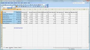 Graphing Populations In Excel