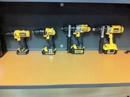 dewalt power tools 20v. left to right: 12v max, dcd780, dcd980, xrp dewalt power tools 20v