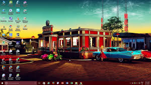 how to have animated desktop background wallpaper microsoft windows 10 tutorial you
