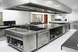 Grantfunded Commercial Kitchen To Cook Up Small Business Support - Commercial kitchen