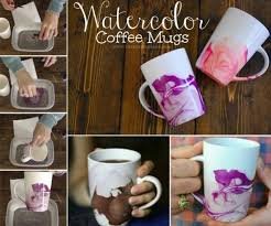 unique coffee mugs tumblr. Brilliant Mugs Watercolor Coffee Mugs To Unique Tumblr U