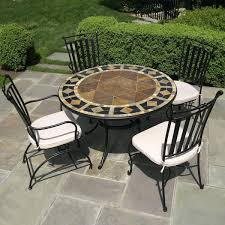 4 chair patio set round patio furniture restaurant patio furniture mosaic patio for round patio table 4 chair patio set