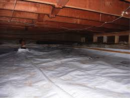crawl space vapor barrier material. Delighful Space Vapor Barriers Are A Great Solution Crawl Space Barrier Installed Inside Material B