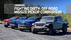 Toyota Truck Gas Mileage Chart Fighting Dirty Comparing Ford Chevy Jeep And Toyota