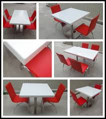 restaurant tables chairs cafe table chair set fast food furniture