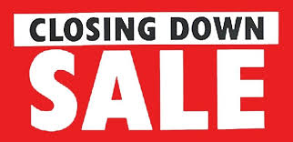 1067 X 521mm Closing Down Sale Free Delivery On All Orders Over 85